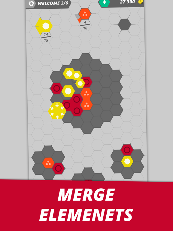 Hexme - IQ & Puzzle game screenshot 10