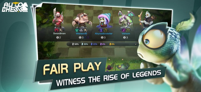 Auto Chess:Origin on the App Store