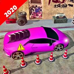 Sports Car Parking Simulator