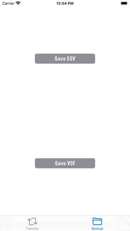 Copy Contacts