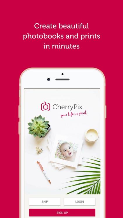 CherryPix | Your Life in Print