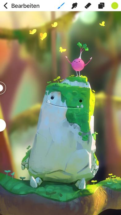 Screenshot for Procreate Pocket in Austria App Store