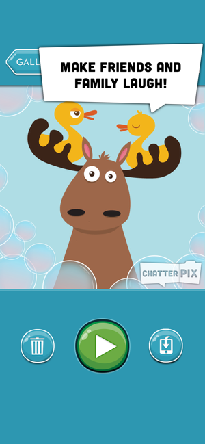 ‎ChatterPix Kids Screenshot
