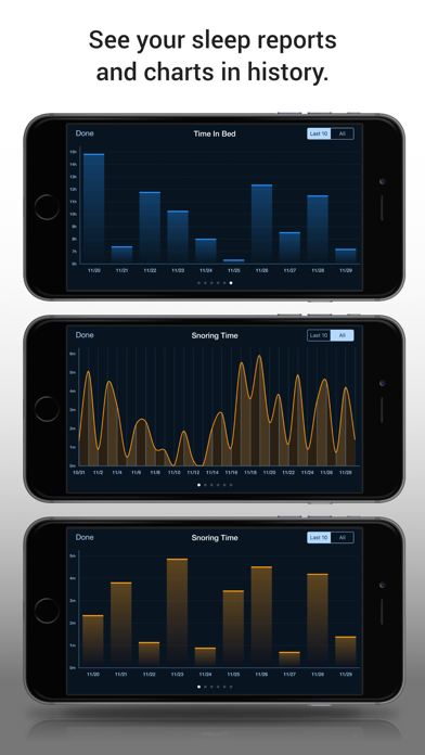 Screenshot for Prime Sleep Recorder in Denmark App Store