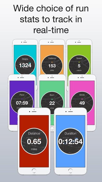 jS Run Pro - Running Tracker screenshot-0