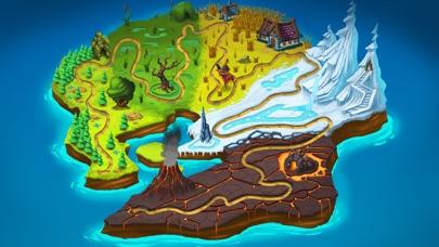 Classic Snake Adventures screenshot #3