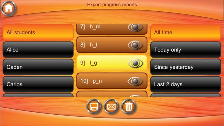 Simplex Spelling Phonics CVC screenshot-4