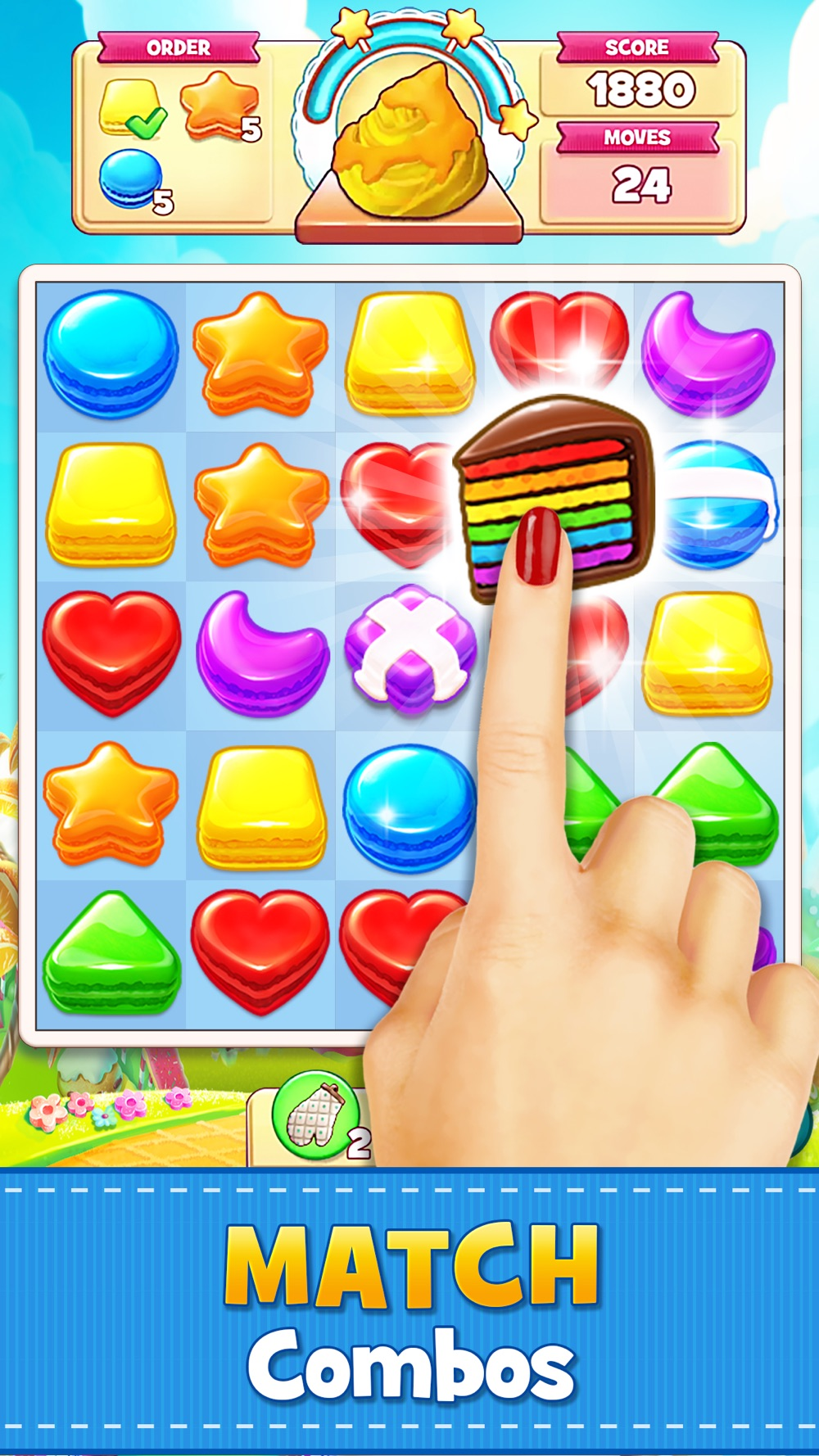 Install Free Cookie Jam Game