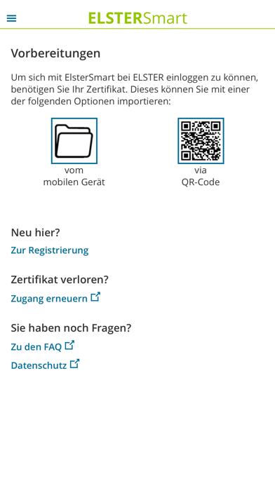 Screenshot for ElsterSmart in Germany App Store