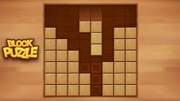 Block Puzzle Wood screenshot-4