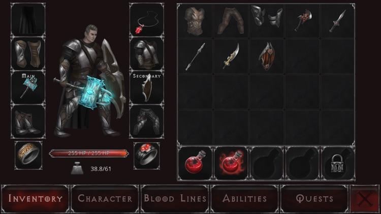 Vampire's Fall: Origins screenshot-4