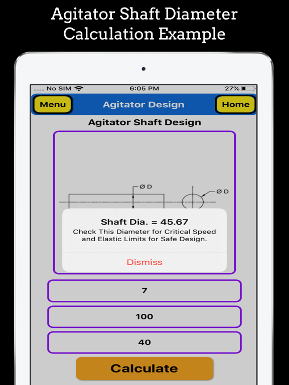 Agitator Design Pro screenshot 16