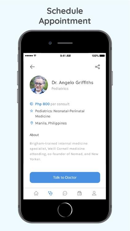 Medifi: Consult a Doctor screenshot-4
