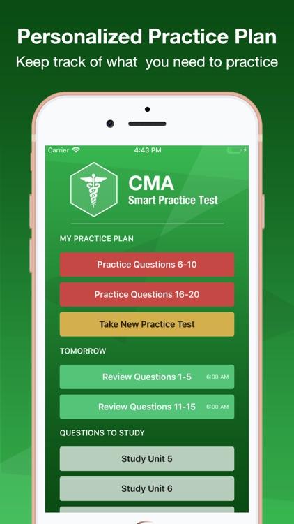 CMA Smart Exam Prep + screenshot-3