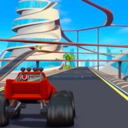 Racing Blaze Highway Machine
