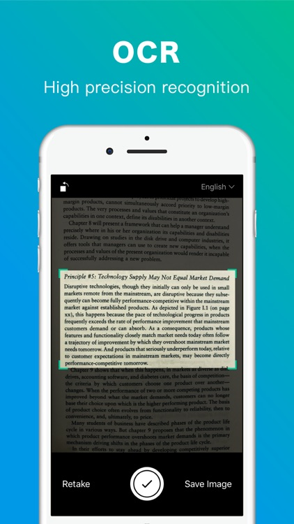 Shelfie - Book OCR Scanner