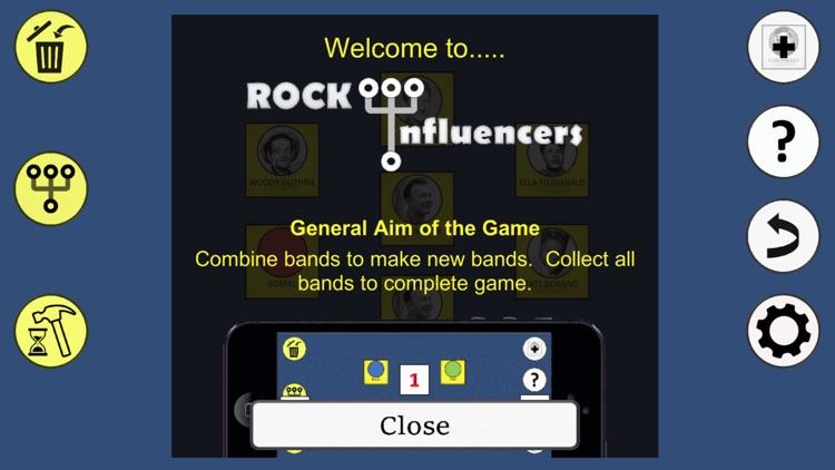 Rock Influencers