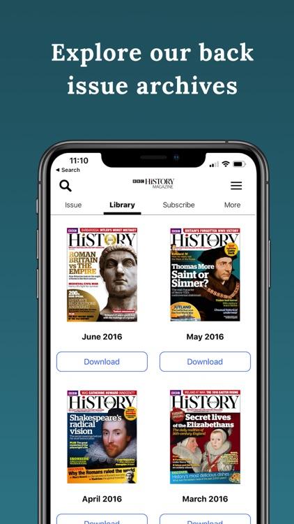 BBC History Magazine screenshot-7