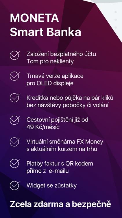 MONETA Smart Banka screenshot-0