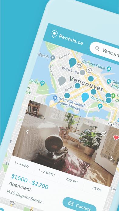 Rentals.ca :) Apartment Finder screenshot #2