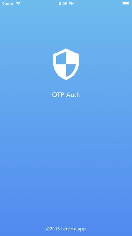 OTP-Auth