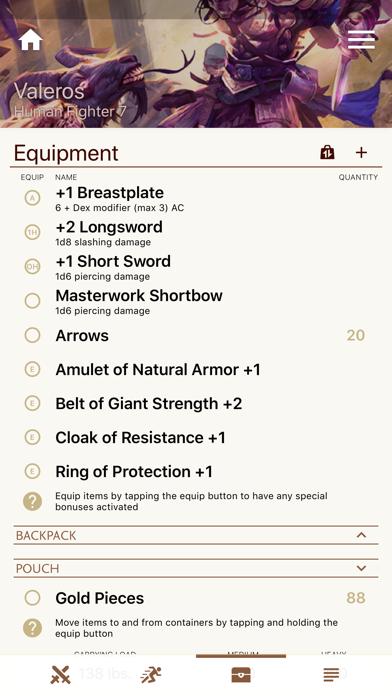 Fight Club PFRPG/3.5 Edition screenshot four