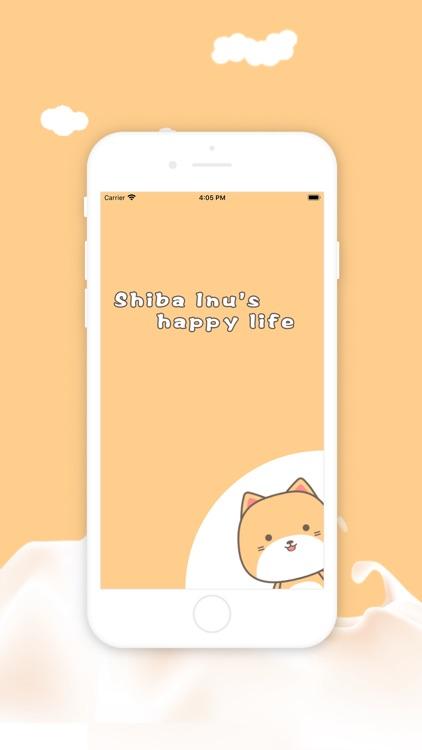Shiba Inu's happy life