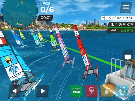 Virtual Regatta Inshoreのおすすめ画像1