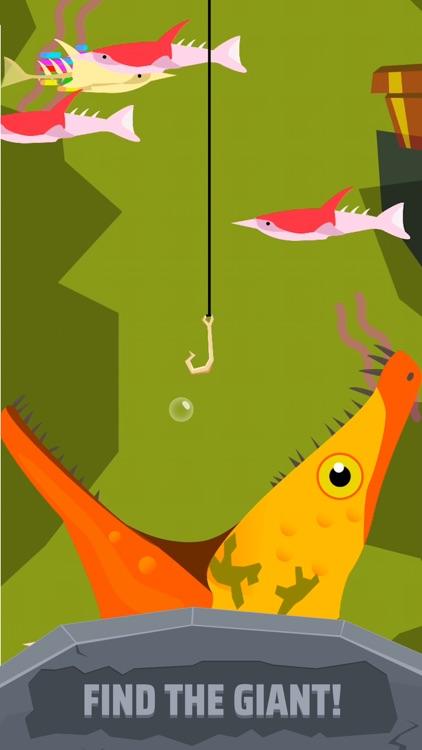 Go Fish: Jurassic Pond screenshot-3