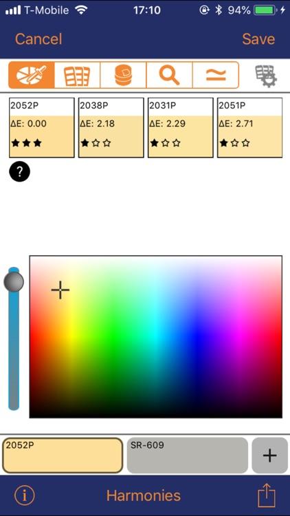 Davies Colorgram screenshot-3