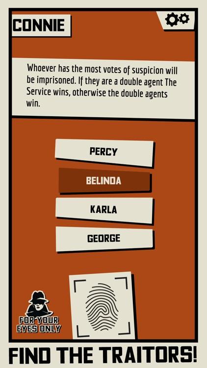 Triple Agent! screenshot-4