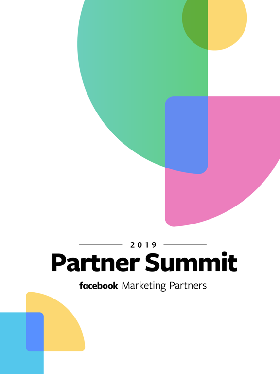 Facebook Partner Summit-ipad-0