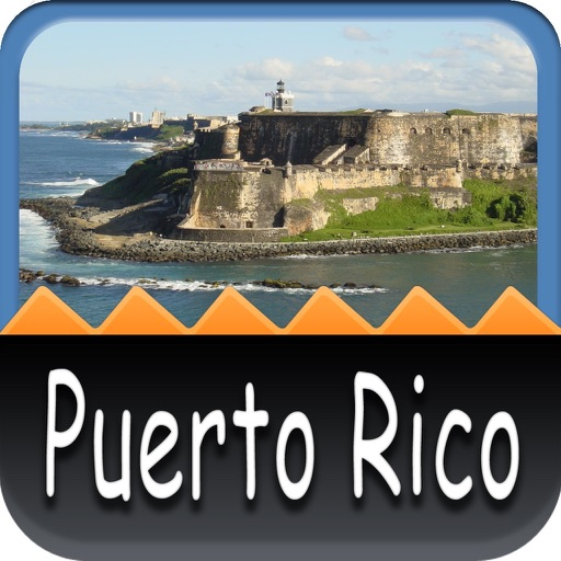 Puerto Rico Offline Map Travel