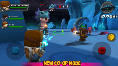 Call of Mini™ Dino Hunter screenshot three