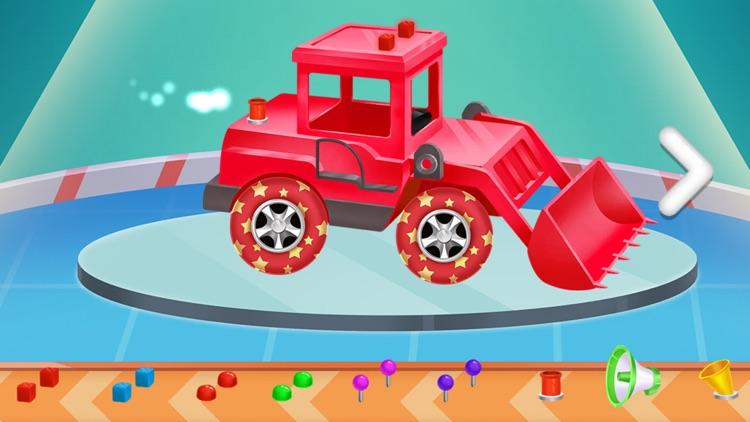 Construction Trucks Lite screenshot-5