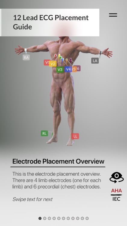 3D ECG Leads screenshot-1
