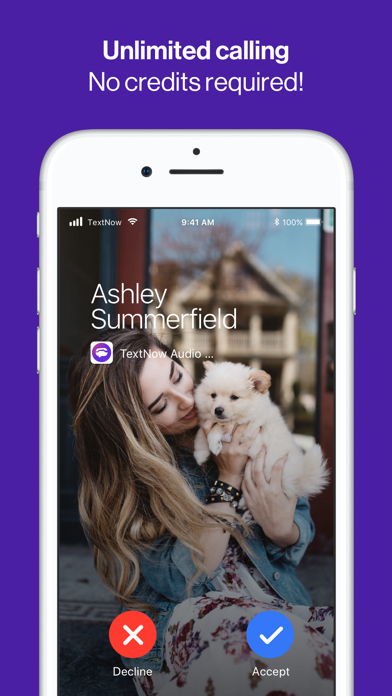 download TextNow: Call + Text Unlimited apps 6
