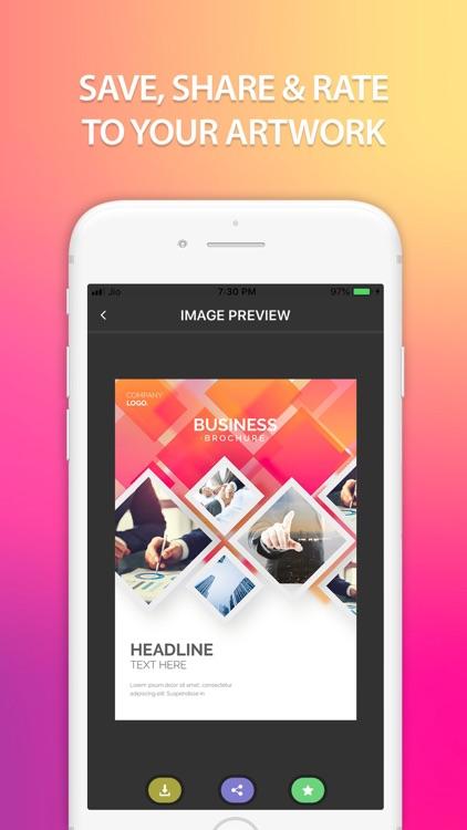 Poster Maker: Create & Design screenshot-6
