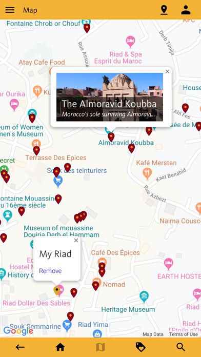 Marrakesh's Best Travel Guide screenshot 4