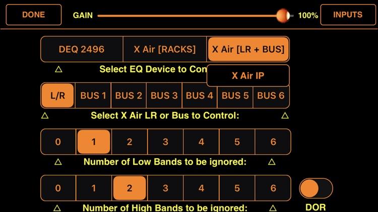 X Air iEQ screenshot-4