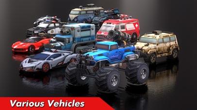 Overload: Car Shooting Racing screenshot 4