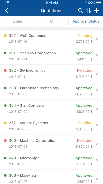 SAP Business One Sales screenshot-3