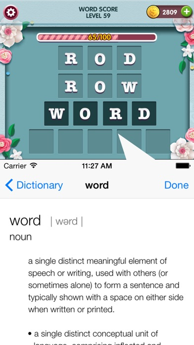WordGames: Cross,Connect,Score free Coins hack