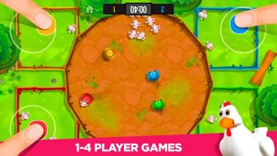 حزب Stickman: 4 ألعاب لاعبلقطة شاشة2