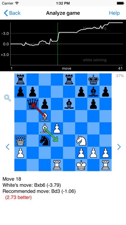 Chess - tChess Pro (Int'l) screenshot-3