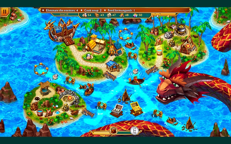 Viking Heroes screenshot 1