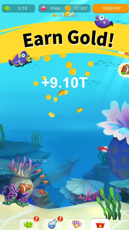 Idle Fish Tycoon screenshot-3