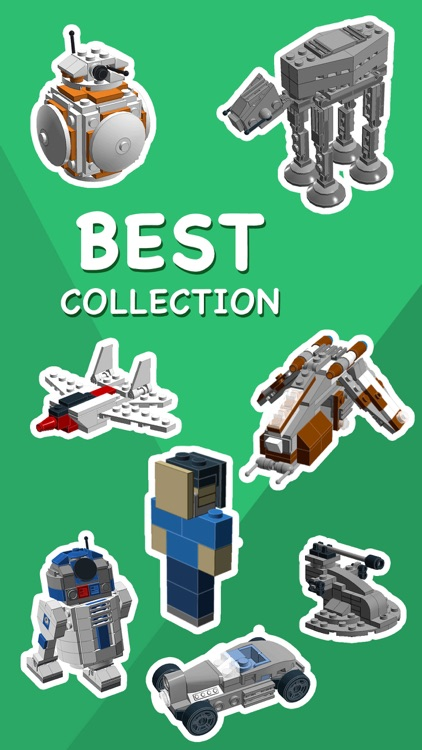 Master Bricks - Lego Edition screenshot-0