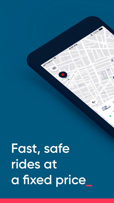 Kapten by Chauffeur Privé (iOS, United Kingdom) - SearchMan App Data