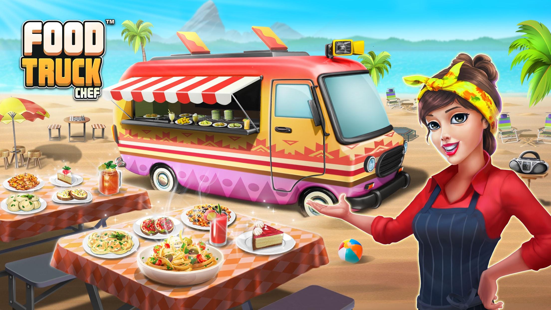 Food Truck Chef™: Cooking Game Screenshot